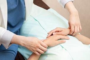 独自の治療法:天星十五脈診整法